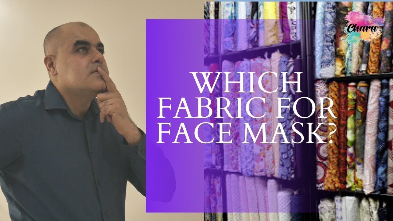 fabrics for face mask